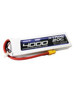 Batería 3s 4000mah 20C