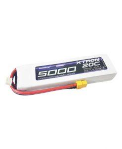 batería lipo 3s 5000mah 20C