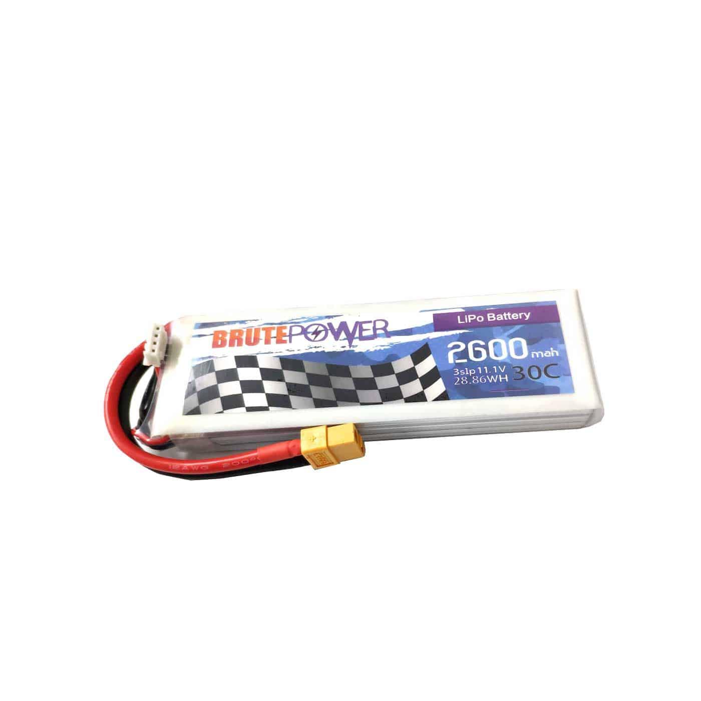 batería lipo 3s 2600mah
