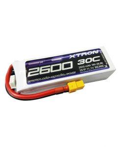 Batería 3s 2600mah 30C XTRON