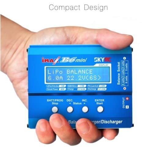 Cargador Skyrc iMAX B6 Mini