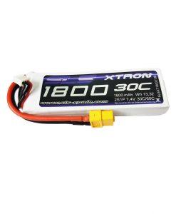 batería lipo 2s 1800mah 30C