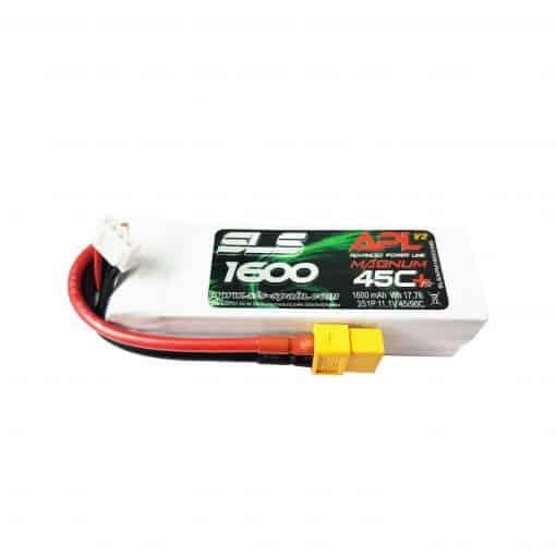 batería lipo 3s 1600mah 45C