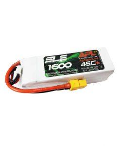 batería Lipo 4s 1600mah 45C