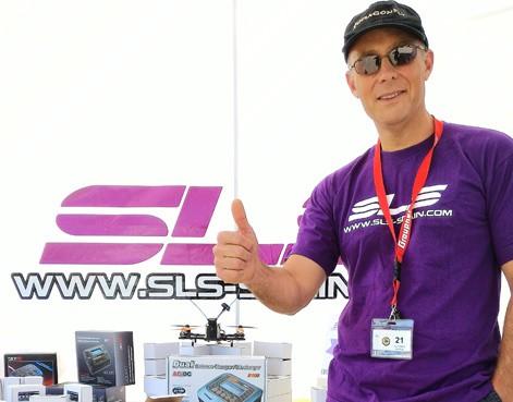 Alfonso Borja nuevo piloto SLS