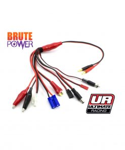 cable carga conector multiple