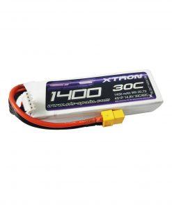 Batería lipo XTRON 4s 1400mah