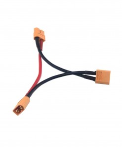 cable xt60 conexión en serie