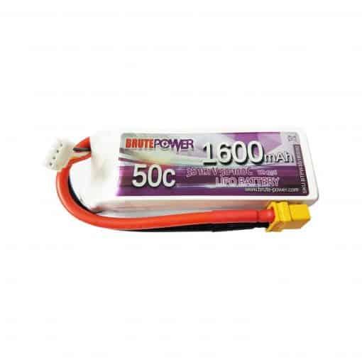 Batería lipo 3s 1600mah 50C