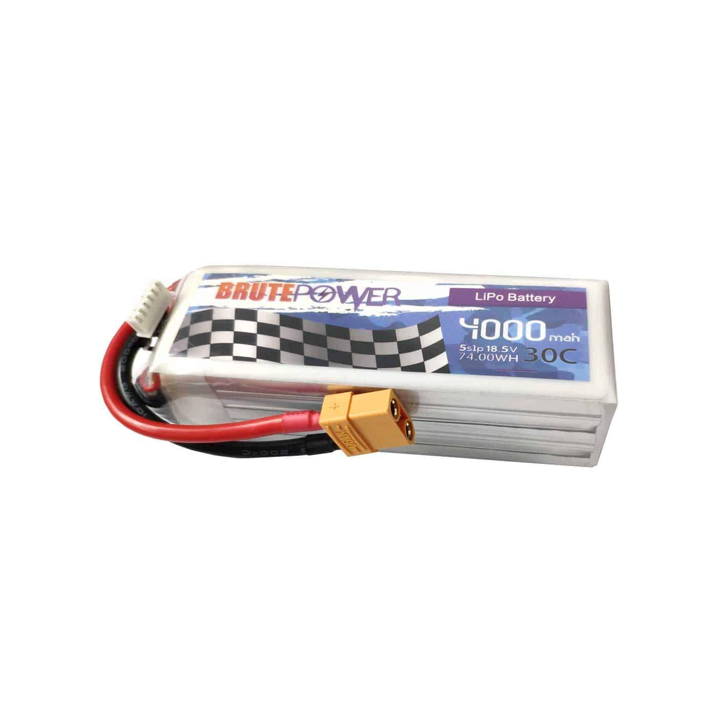 batería 5s 4000mah 30C