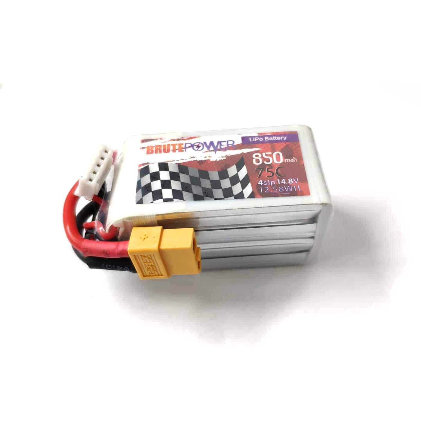 Batería Brutepower 4s 850mah 75C
