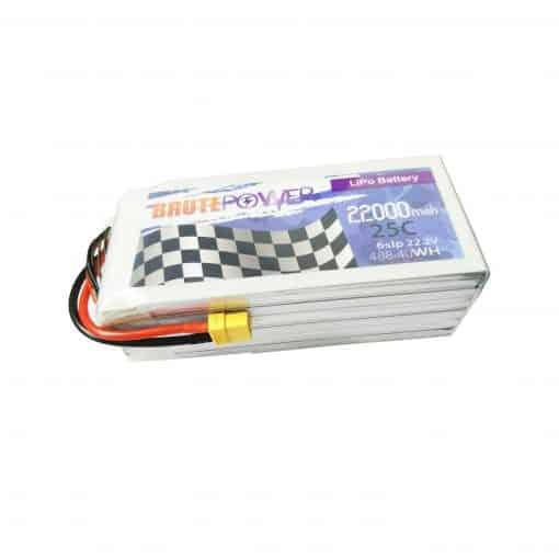 Batería lipo Brutepower 6s 22000mah