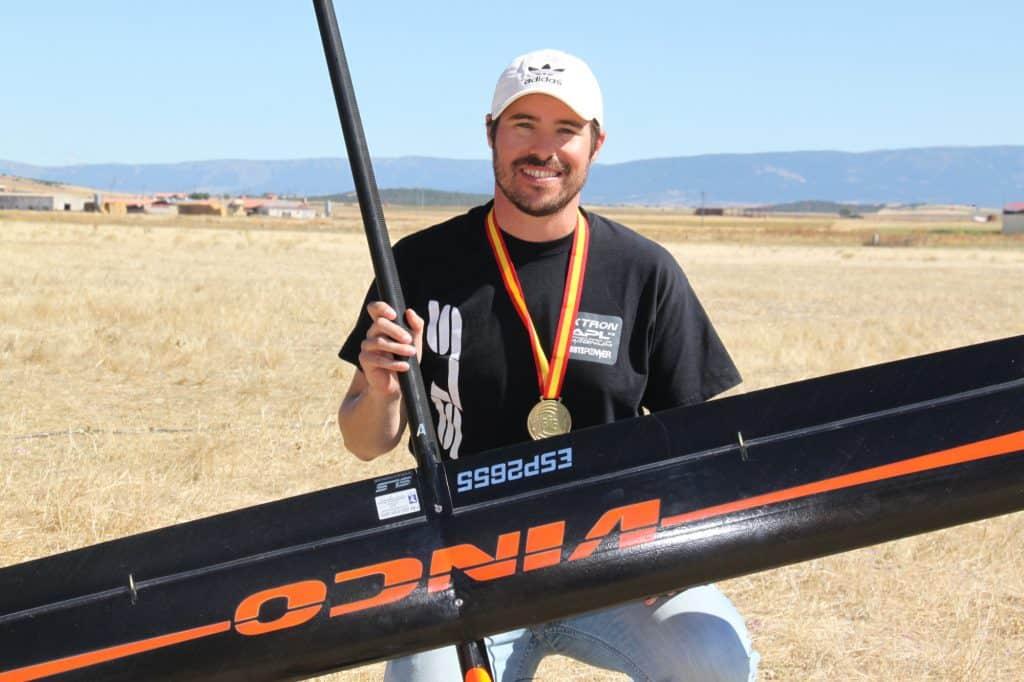 Jorge Medina Vinco Baterias SLS