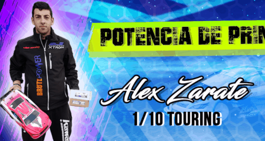 Alex Zarate Piloto SLS SPAIN 2017