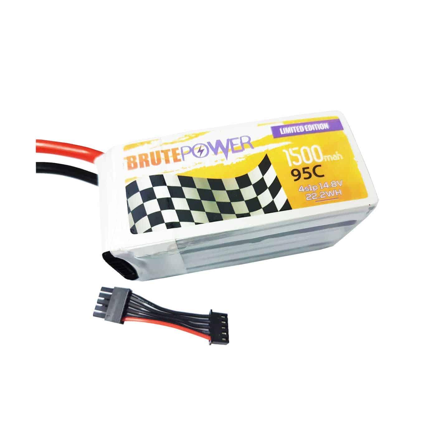 batería lipo 4s 1500mah