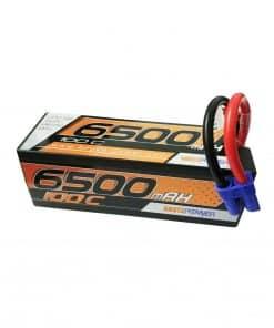 Batería 4s 6500mah 100C