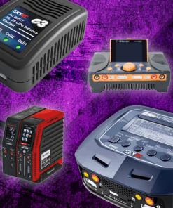 Cargadores para baterías LIpo