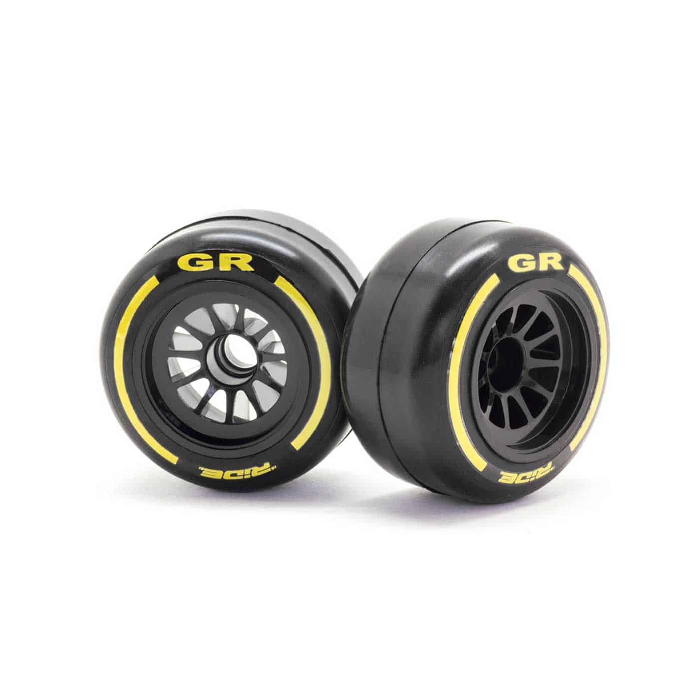 Ride-F1-Front-Rubber-Slick-Tires-GR-Compound-61mm-Preglued-Asphalt