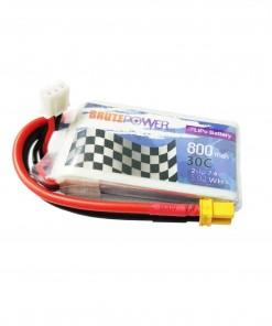 Batería Lipo 2s 800mah 30C