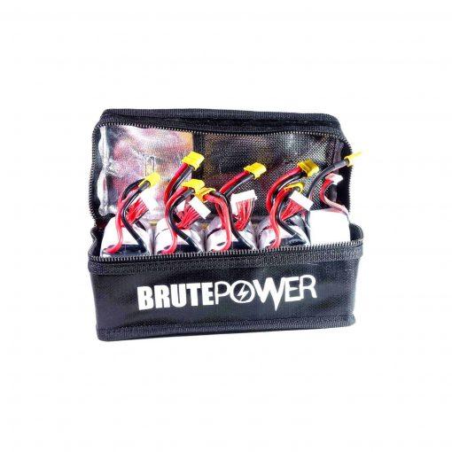 bolsa de seguridad baterías Lipo