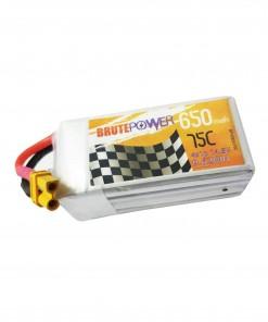 Batería 4s 650mah 75C