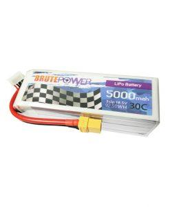 Batería Lipo 5s 5000mah 30C