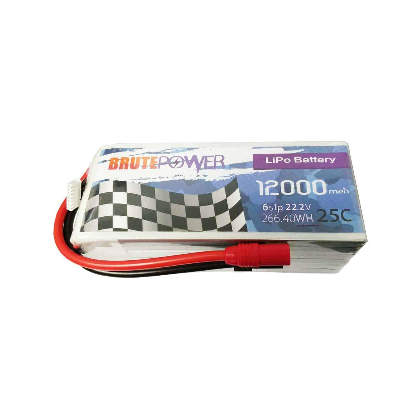 Batería Lipo 6s 12000mah