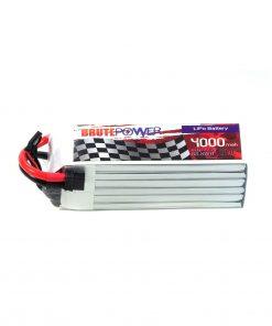 Batería Lipo 6s 4000mah 50C