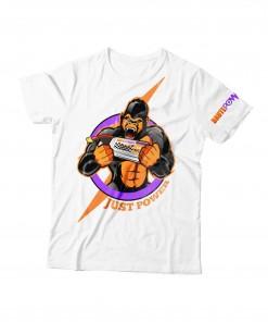 """Camiseta Brutepower """"Just Power"""""""