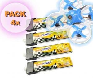 pack baterias tiny whoop