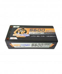 batería lipo shorty 2s 5600mah