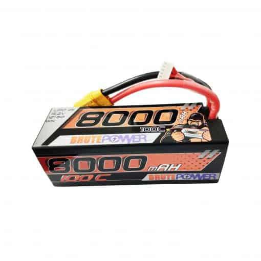 Batería Lipo 4s HV 8000mah