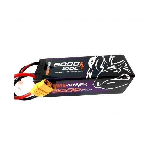 batería 4s 8000mah 100C