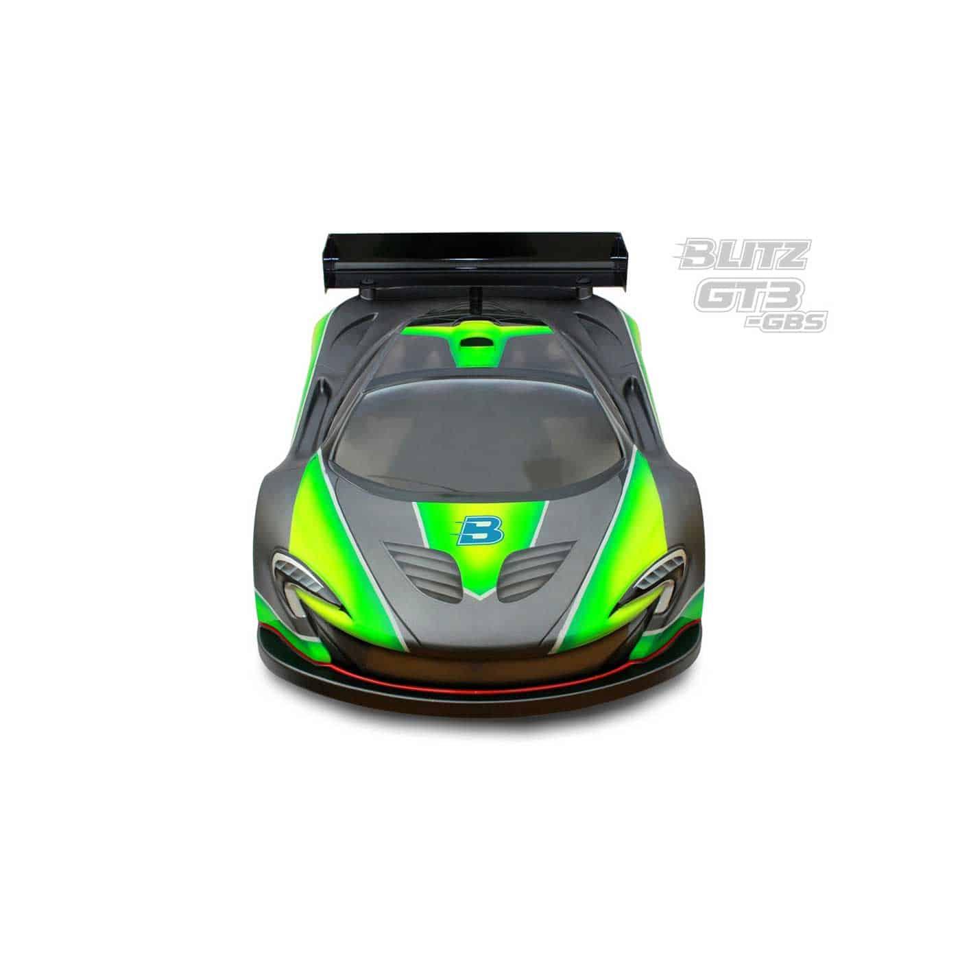 Carrocería Blitz GT3