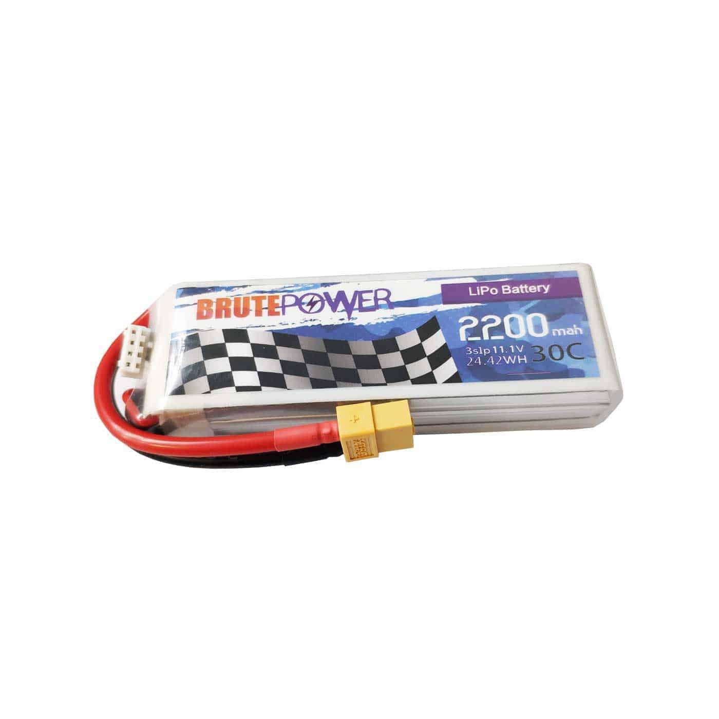 batería lipo 3s 2200mah 30C