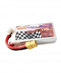 batería Lipo 3s 1300mah 60C