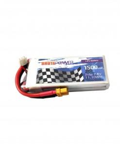 batería lipo brutepower 2s 1500mah