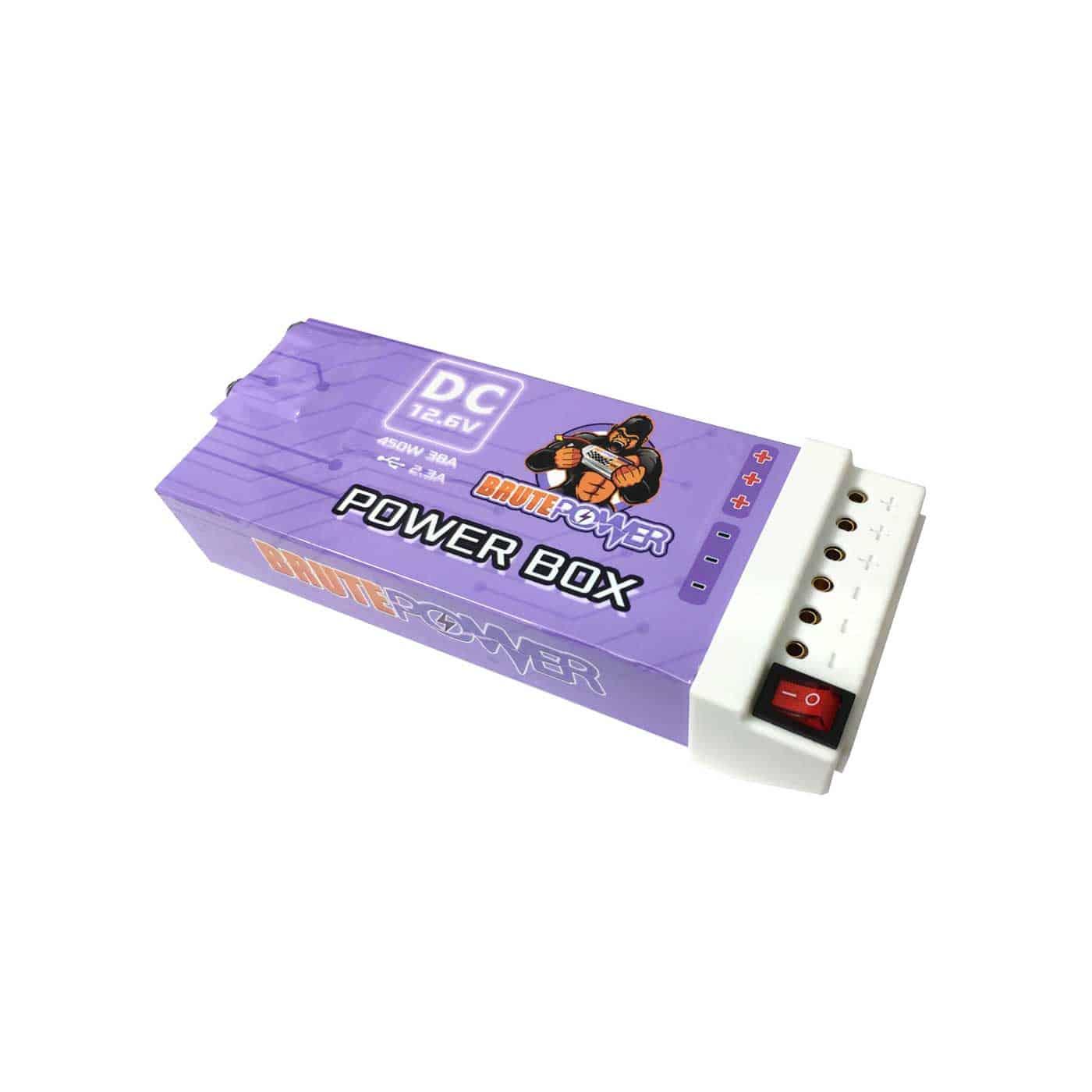fuente alimentación 450W 38A