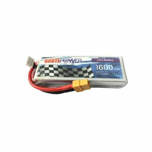 bateria lipo 3s 1600mah 30C