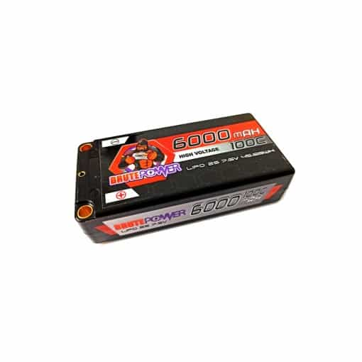 batería shorty 7.6V 6000mah