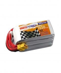 Batería Lipo 6s 1550mah