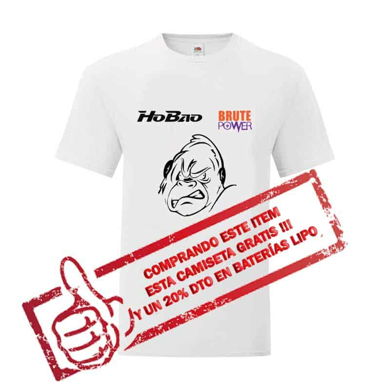 camiseta Hobao gratis