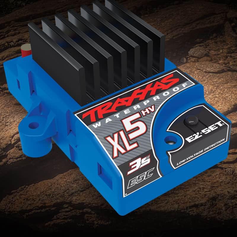 variador Traxxas XL5 HV