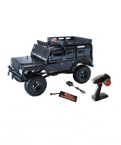 Crawler DF 4j black luces