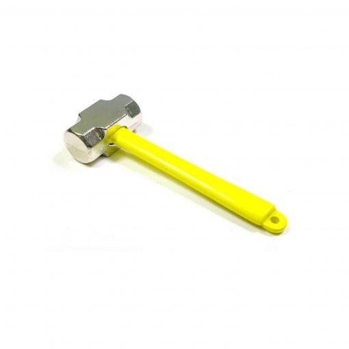 martillo metálico decoración para crawler