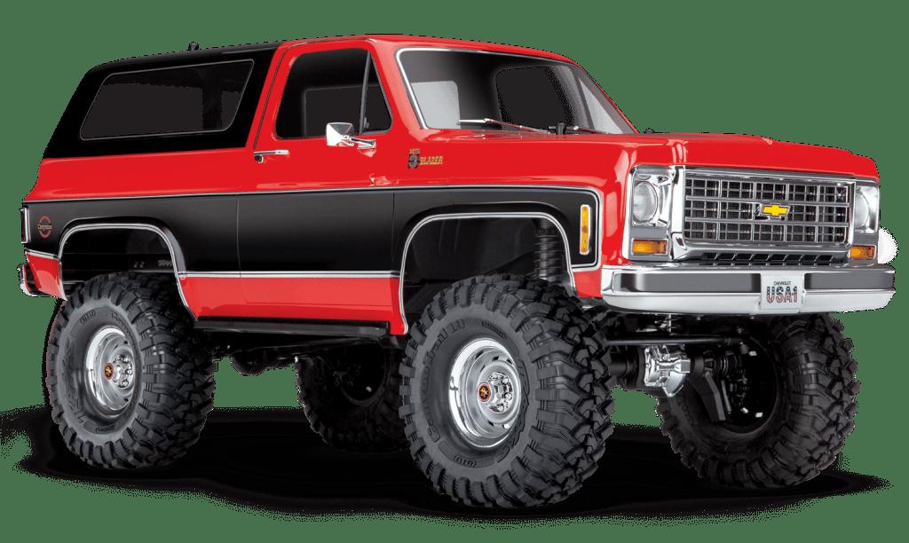 Traxxas TRX-4 Chevrolet K5