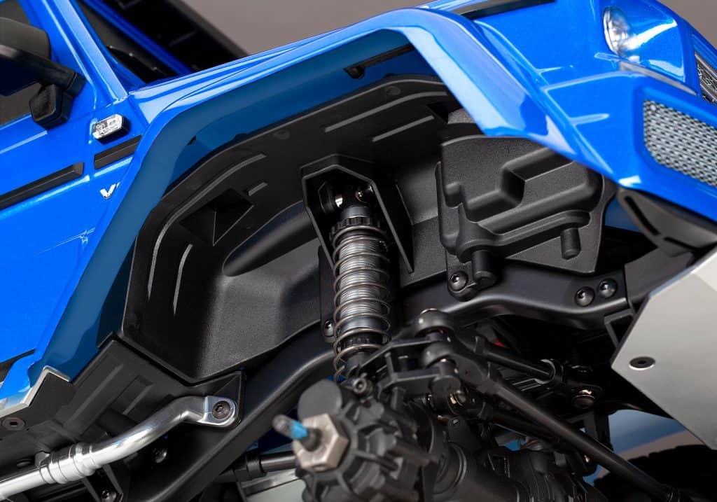 Traxxas Mercedes G500 porticos