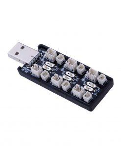 Adaptador carga USB 1S LIPO