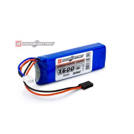 Batería LIfe 2s 6.6v 1600mah