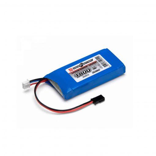 batería Lipo 2s 6,6v 1800mah